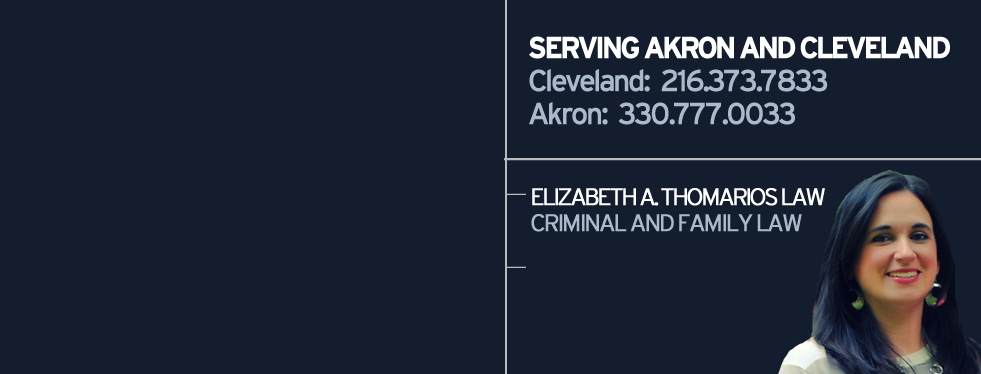 Elizabeth A. Thomarios Attorney At Law Cleveland Akron